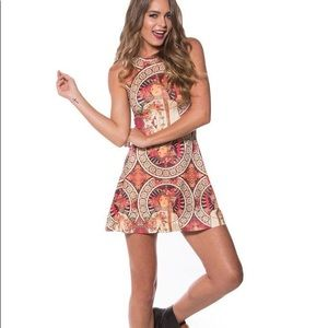 Black Milk La Trappistine Play Dress